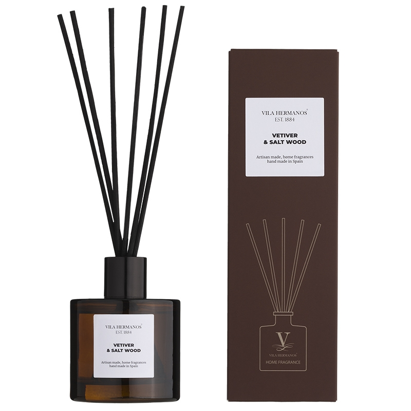 Mikado Apothecary Vetiver & Salt Wood