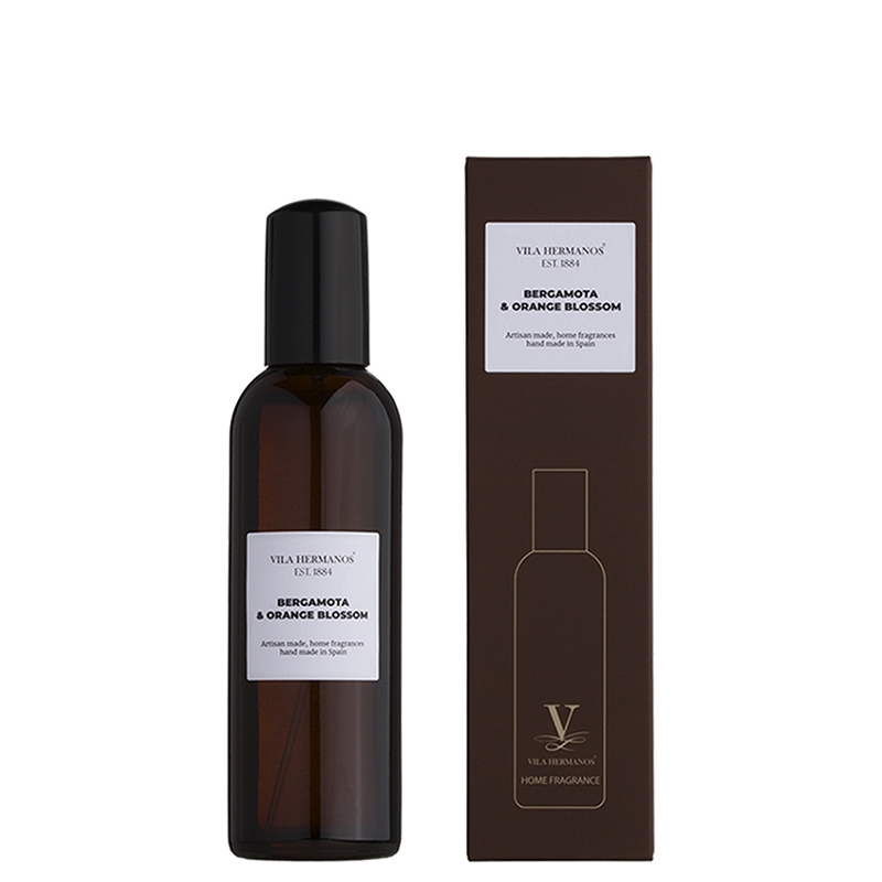 Spray Apothecary Bergamota & Orange Blossom