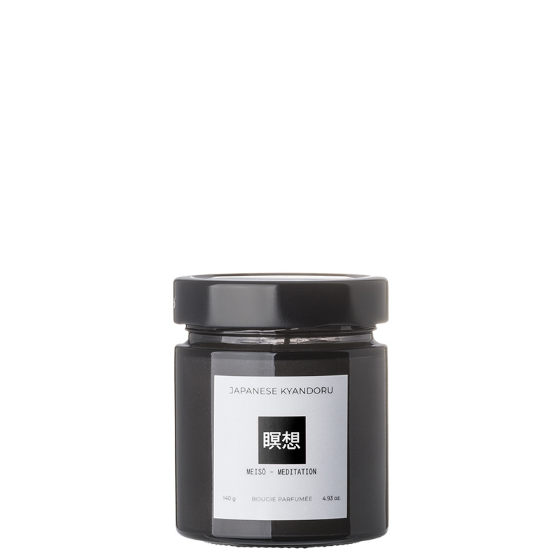 Apothecary Japanese Meditation Candle