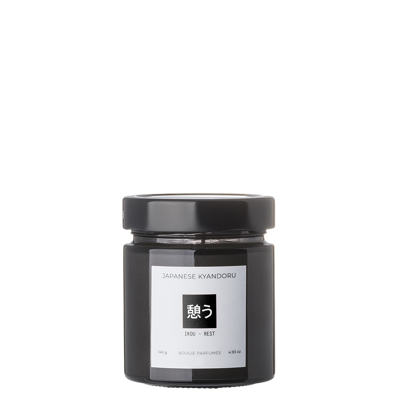 Apothecary Japanese Rest Candle