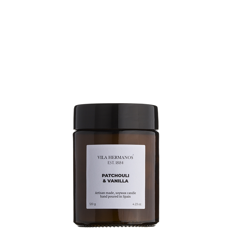Bougie Apothicaire Patchouli Vanille