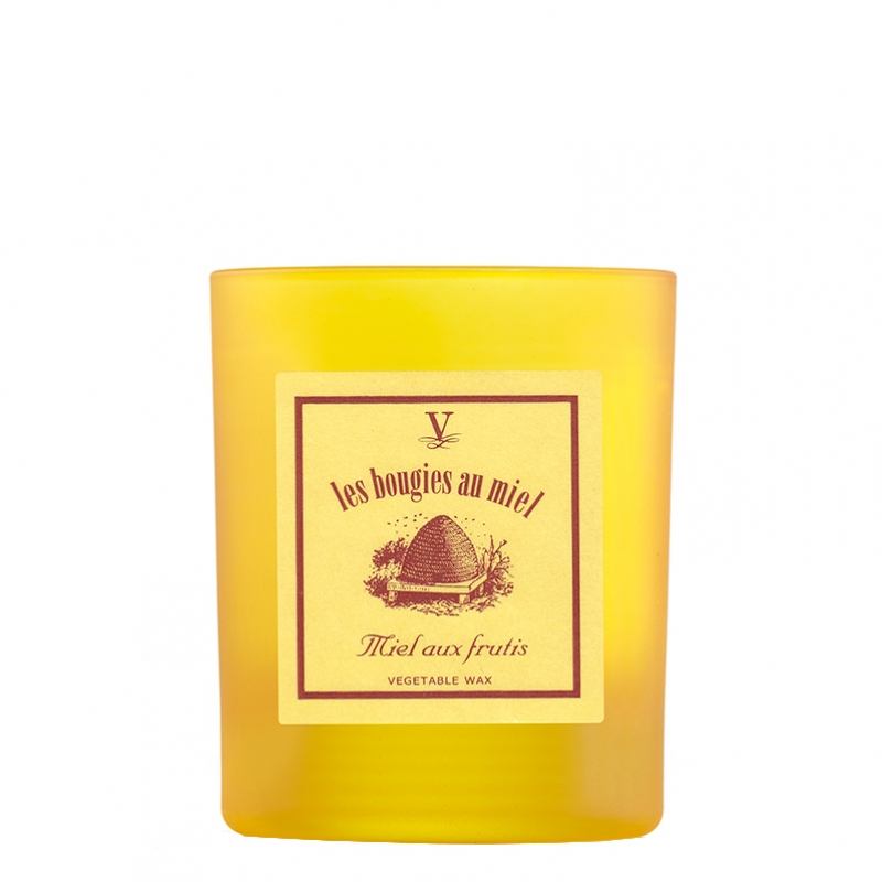 Honey Fruits Candle